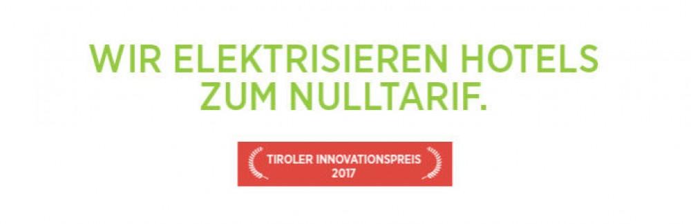 Tiroler Innovationspreis Greenstorm